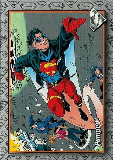 Return of Superman (Base Set) 20-A by SkyBox