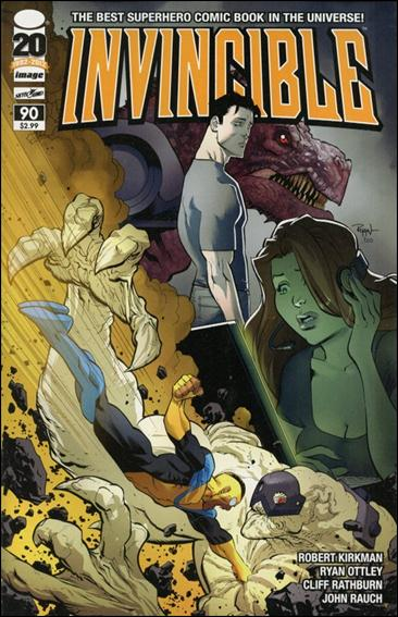 Invincible 90-A by Skybound Entertainment
