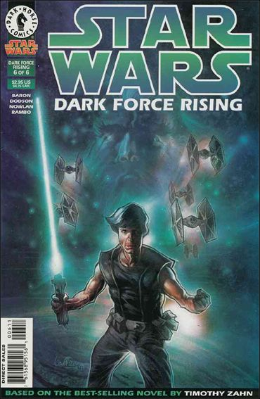 Star Wars: Dark Force Rising 6-A by Dark Horse