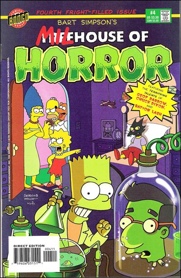 Treehouse of Horror 4-A by Bongo