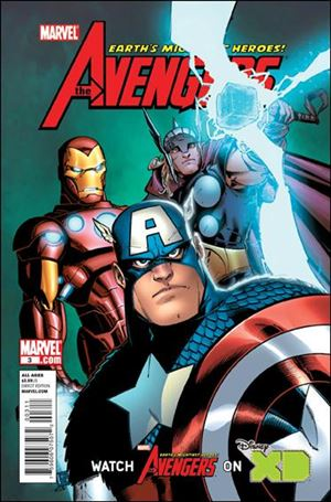 Avengers: Earth's Mightiest Heroes (2011) 3-A