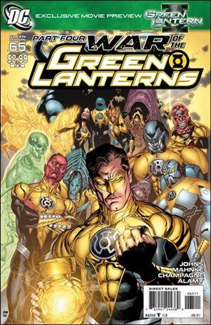 Green Lantern (2005) 65-A