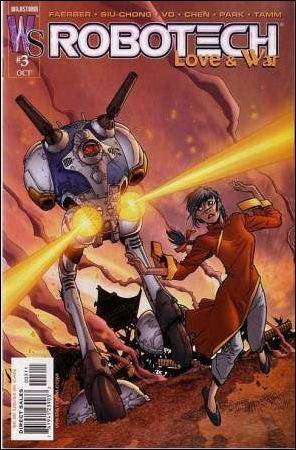 Robotech: Love & War 3-A by WildStorm