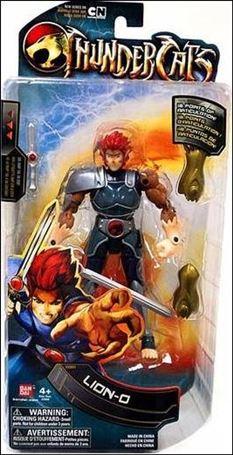 "ThunderCats (2011) 6"" Series Lion-O"
