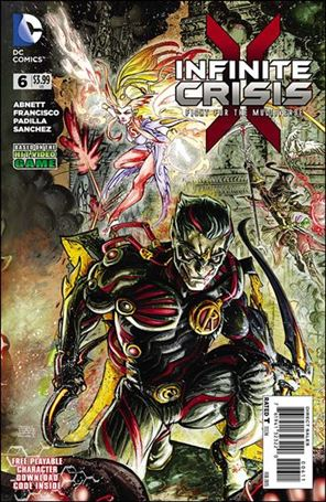 Infinite Crisis: Fight for the Multiverse 6-A