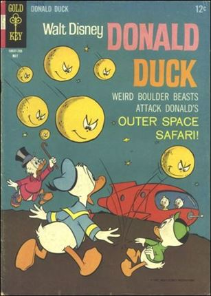 Walt Disney's Donald Duck (1952) 113-A