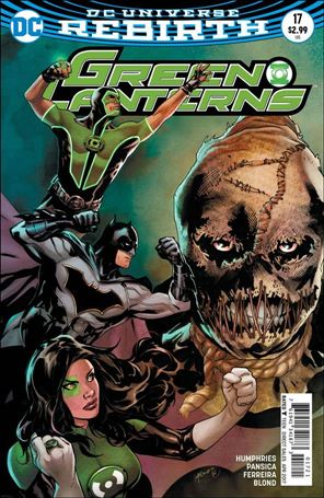 Green Lanterns 17-B