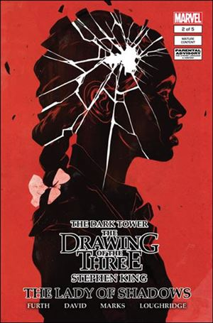 Dark Tower: The Drawing of the Three - Lady of Shadows 2-A