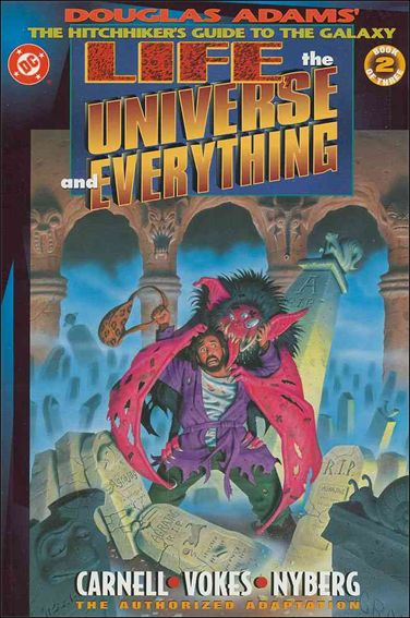 Life, the Universe and Everything 2-A by DC