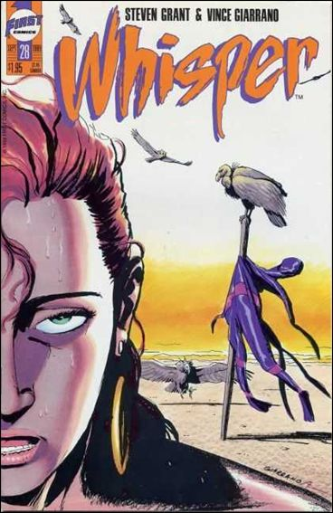 Whisper (1986) 28-A by First