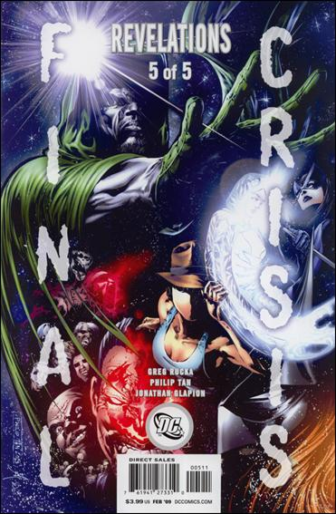 Final Crisis: Revelations 5-B by DC