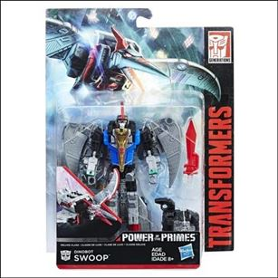 Transformers: Power of the Primes (Deluxe Class) Dinobot Swoop