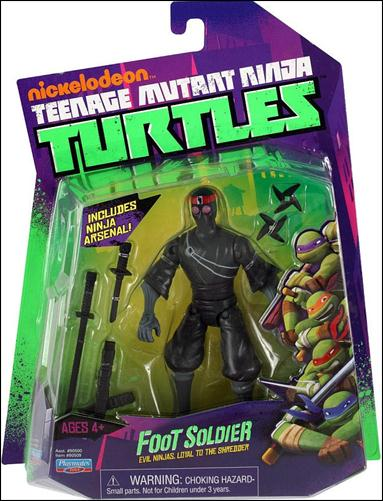 Teenage Mutant Ninja Turtles (2012) Foot Soldier by Playmates