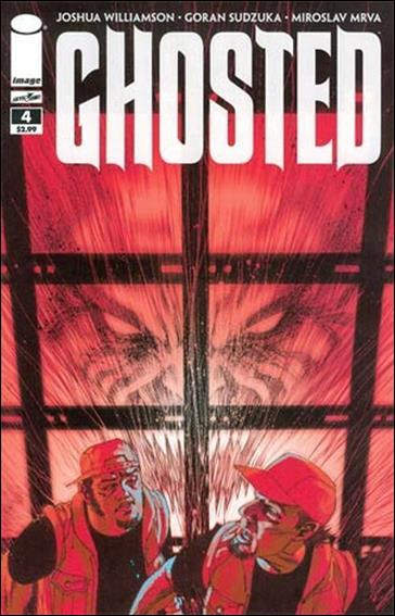 Ghosted 4-A by Skybound Entertainment