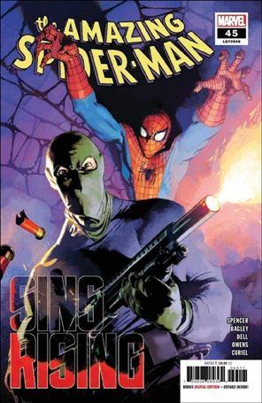 Amazing Spider-Man (2018) 45-A