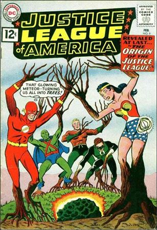 Justice League of America (1960) 9-A