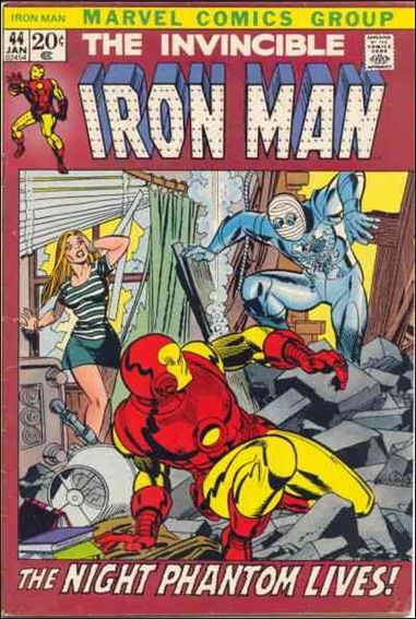 Iron Man (1968) 44-A by Marvel