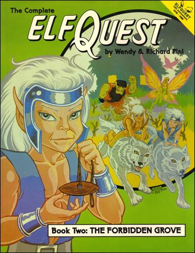 Complete Elfquest Graphic Novel 2-A by Father Tree Press