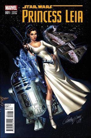 Princess Leia 1-F