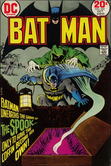 Batman (1940) 252-A by DC