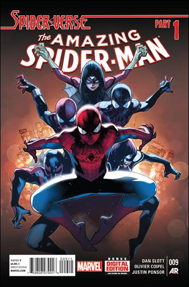 Amazing Spider-Man (2014) 9-A by Marvel