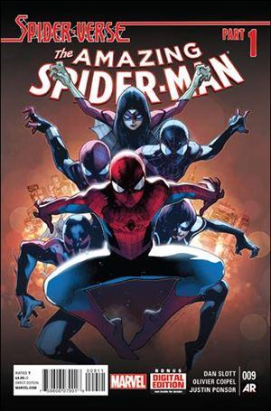 Amazing Spider-Man (2014) 9-A