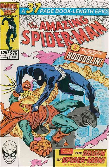 Amazing Spider-Man (1963) 275-A by Marvel