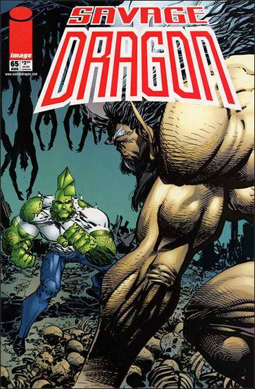 Savage Dragon (1993) 65-A by Image