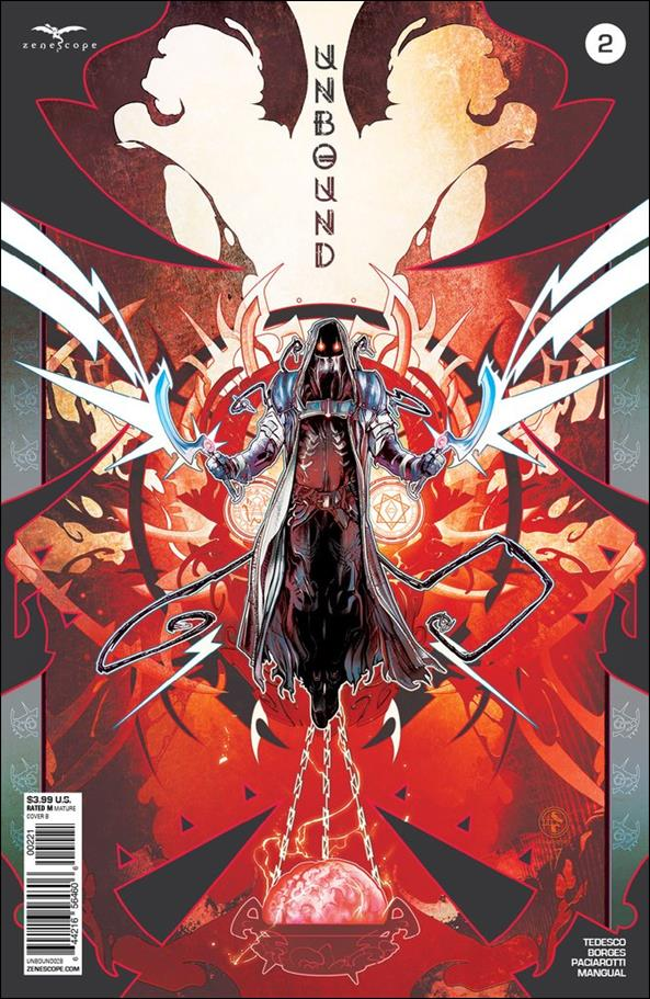 Unbound (2019) 2-B by Zenescope Entertainment