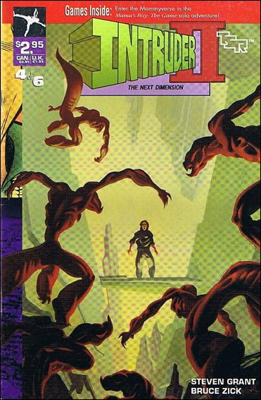 Intruder Comics Module 8-A by TSR