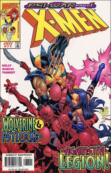 X-Men (1991) 77-A by Marvel