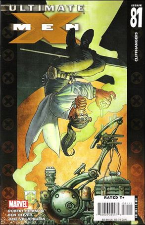 Ultimate X-Men (2000) 81-A