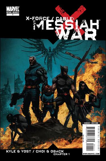 X-Force/Cable: Messiah War 1-A by Marvel