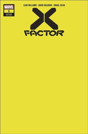 X-Factor (2020) 1-G