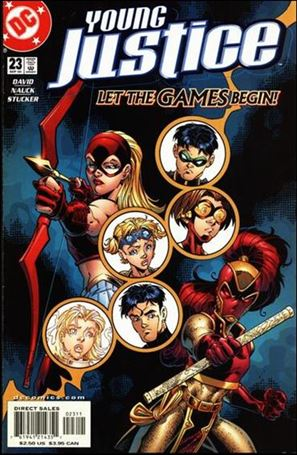 Young Justice (1998) 23-A