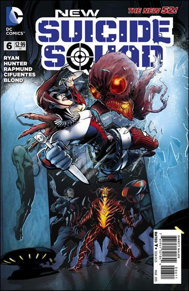 New Suicide Squad 6-A by DC