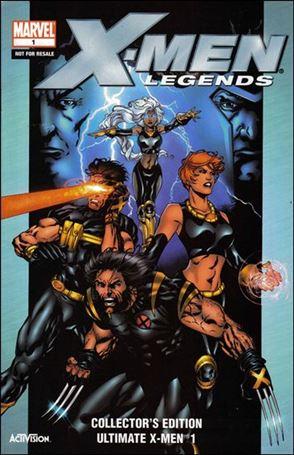 Ultimate X-Men (2000) 1-F