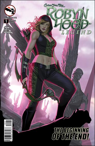 Grimm Fairy Tales Presents Robyn Hood: Legend 1-C by Zenescope Entertainment