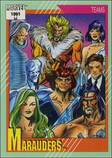 Marvel Universe: Series 2 (Base Set) 158-A by Impel