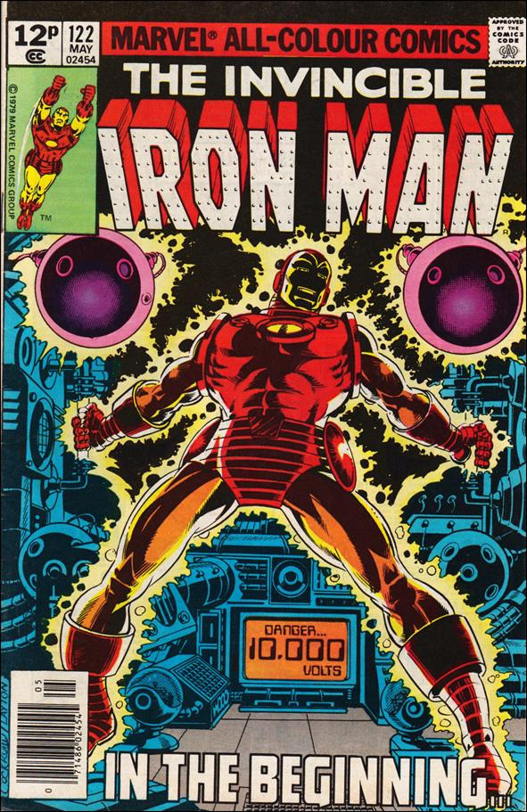 Iron Man (1968) 122-B by Marvel