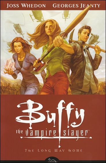 Buffy the Vampire Slayer 1-A by Dark Horse