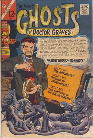 Many Ghosts of Dr. Graves 1-A