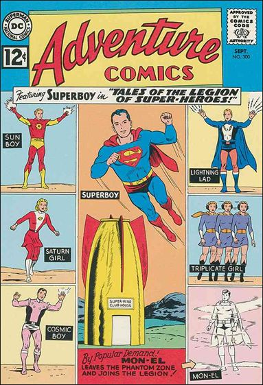 Adventure Comics (1938) 300-A by DC