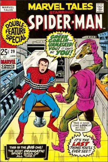 Marvel Tales (1966) 29-A by Marvel