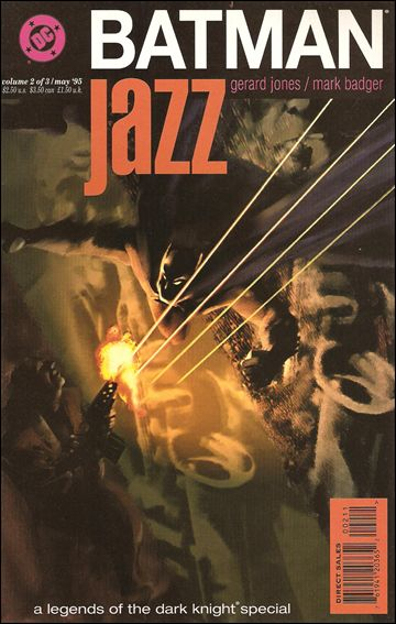 Batman: Legends of the Dark Knight: Jazz 2-A by DC