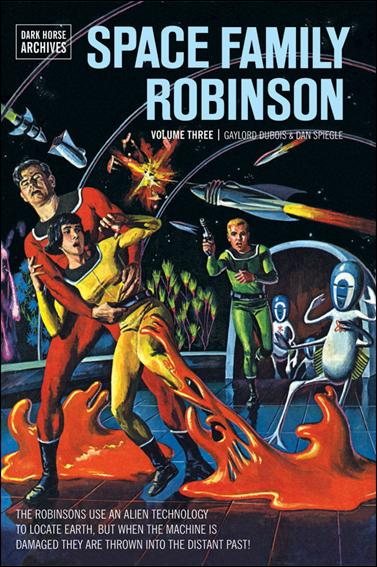 Space Family Robinson Archives 3-A by Dark Horse