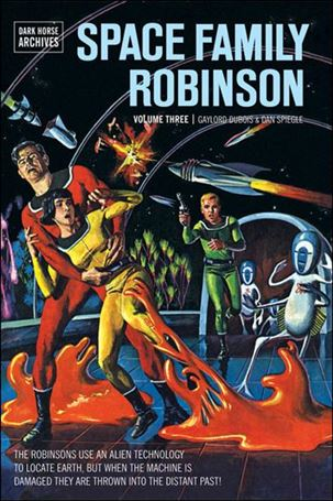 Space Family Robinson Archives 3-A