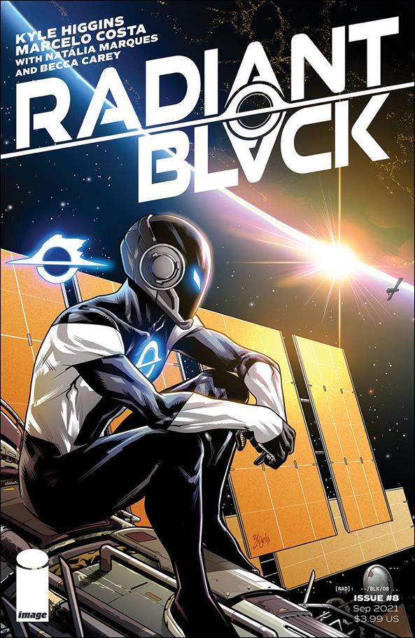 Radiant Black 8-B by Image
