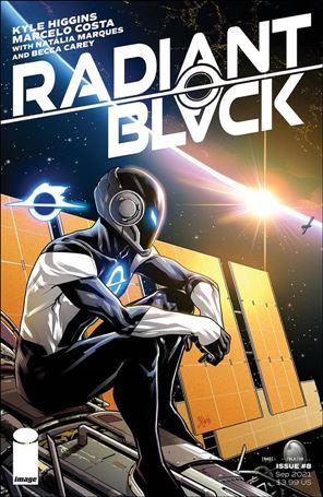 Radiant Black 8-B