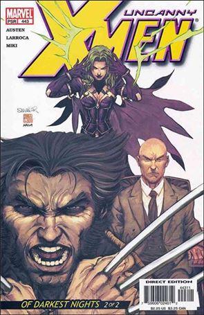 Uncanny X-Men (1981) 443-A